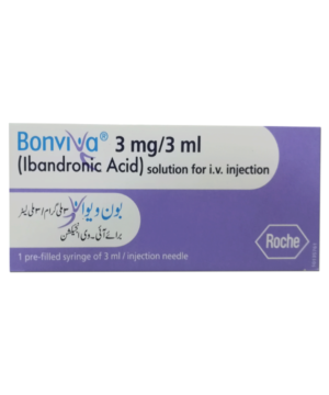 Bonviva inj 3 mg/3 ml